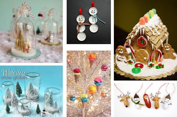 Como hacer adornos de navidad paso a paso imagui - Adornos de navidad hechos a mano ...