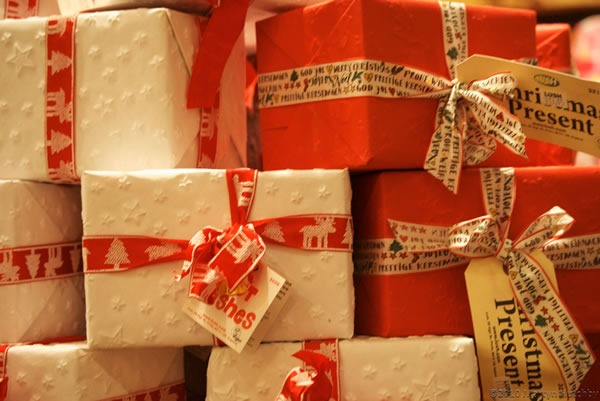 60 maneras de envolver un regalo ideas originales y - Ideas originales para navidad ...
