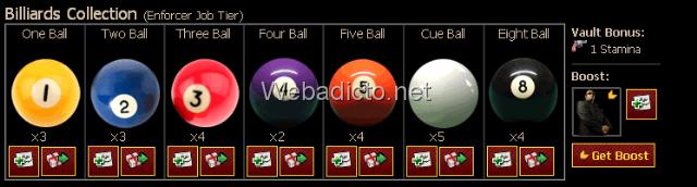 Billiard-Balls-Collection