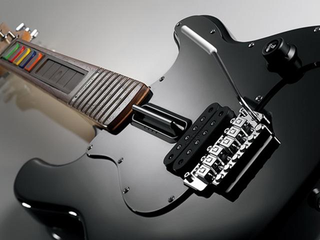 Guitarra-negra-logitech