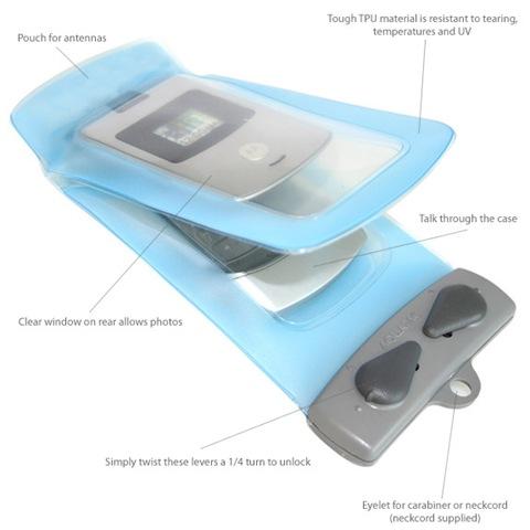 aquapac-celular