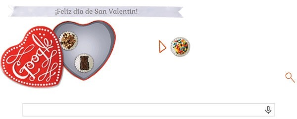 bombones virtuales de google abrir 2