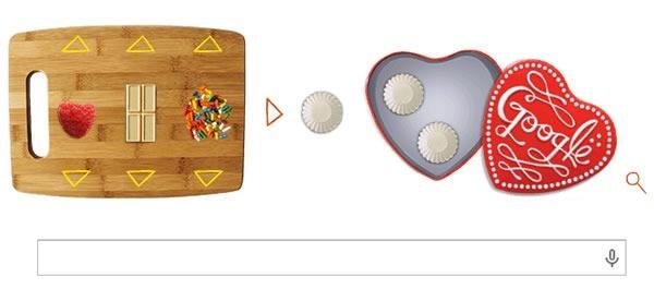 bombones virtuales de google preparacion