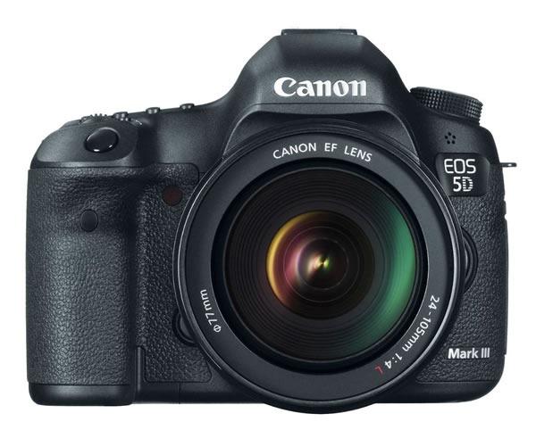 Canon 5D Mark III Graba Video en RAW a 24fps con Magic Lantern