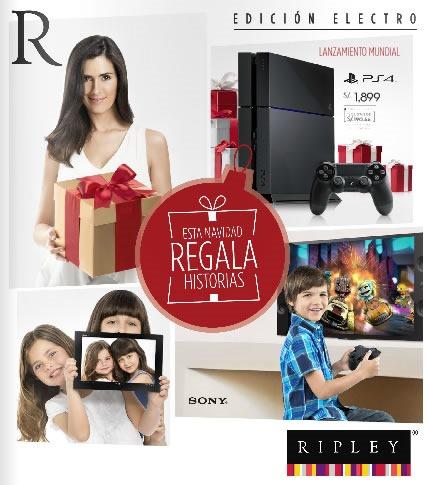 catalogo ripley navidad 2013 electro peru