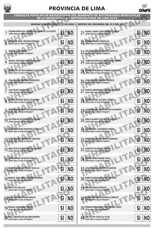 cedula-votacion-consulta-popular-revocatoria-mandato-autoridades-municipales-municipalidad-metropolitana-de-lima-2013