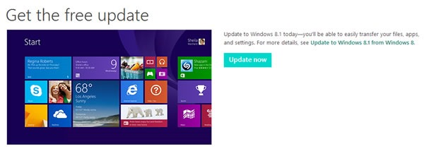como descargar windows 8 1 version final de actualizacion portada