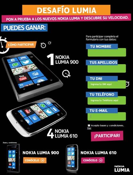 concurso-desafio-lumia-gana-nokia-lumia-900-nokia-lumia-610