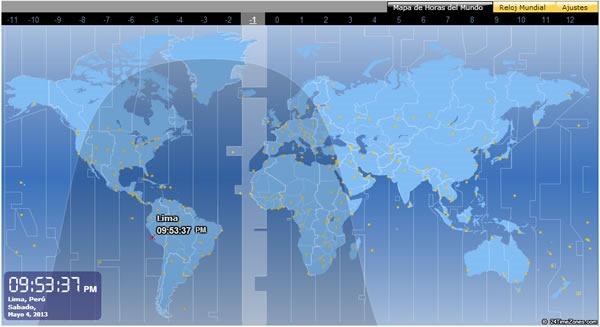 conversor-de-zonas-horarias-reloj-mundial