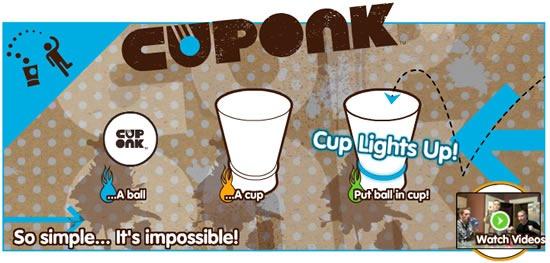 cuponk-pelota-vaso-creatividad