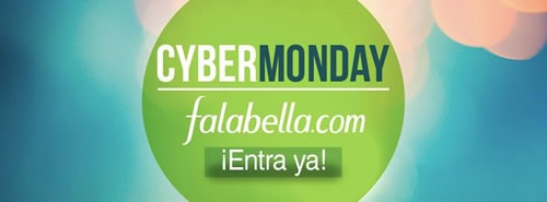 cyber monday falabella colombia 2013