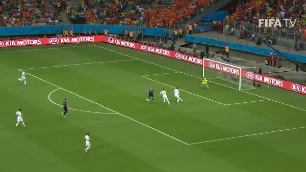 fifa world cup brasil 2014 holanda vs espana partido 3 - 03