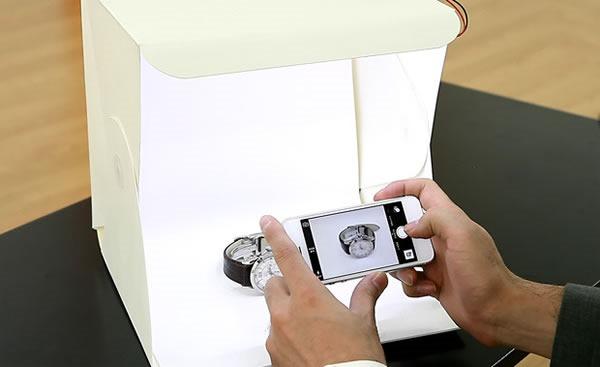 Estudio Fotográfico Portátil para tu Smartphone