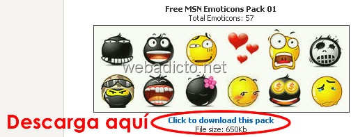 free-winks-iconos-msn-descarga