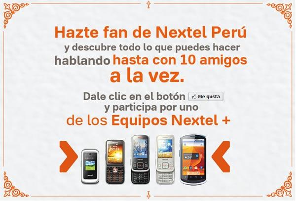 ganate-smartphone-huawei-mas-plan-nextel-por-3-meses