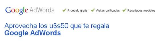 google-adwords-cupon-50-dolares