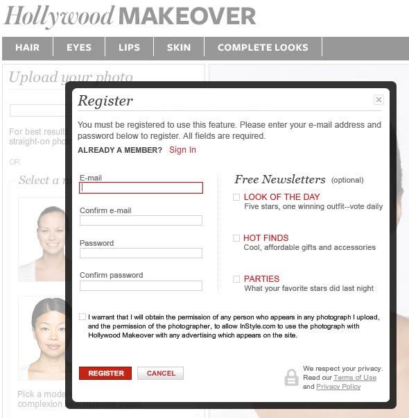 gratis-aplicacion-makeover-virtual-cambio-de-imagen-look-registro-formulario