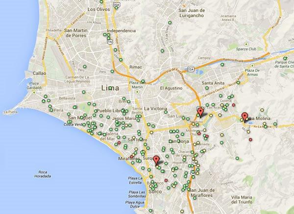 guia de colegios de lima costos matricula ubicaciones