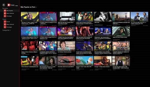hyper app para ver videos de youtube en windows 8 popular