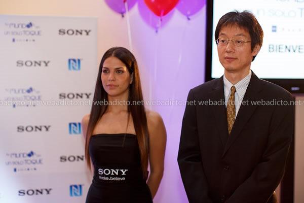 Kiyotaka Ishida, Presidente de Sony Perú.