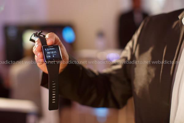Sony SmartWatch 2: Primeras Impresiones
