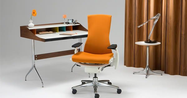 Las 5 mejores sillas ergon micas para la oficina for Sillas para computadora