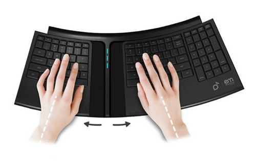 mejores-teclados-smartfish-reflex-ergomotion