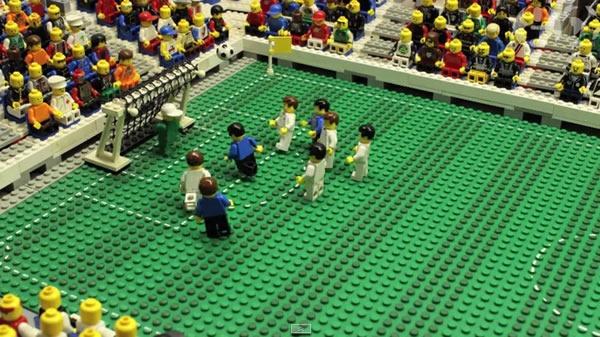 los videos de las mejores jugadas de futbol: