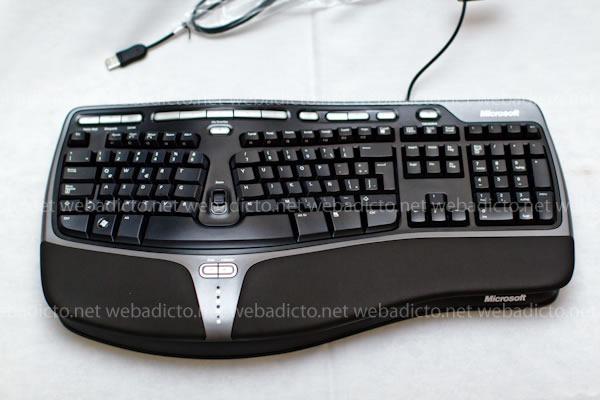 microsoft-teclado-natural-ergonomic-4000-9519