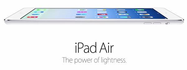 nuevo ipad air caracteristicas