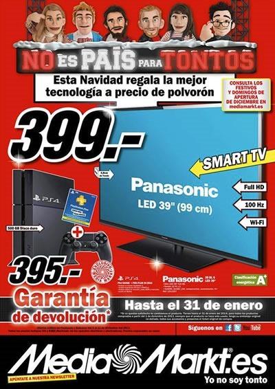 ofertas media markt folleto diciembre 2013 enero 2014 espana