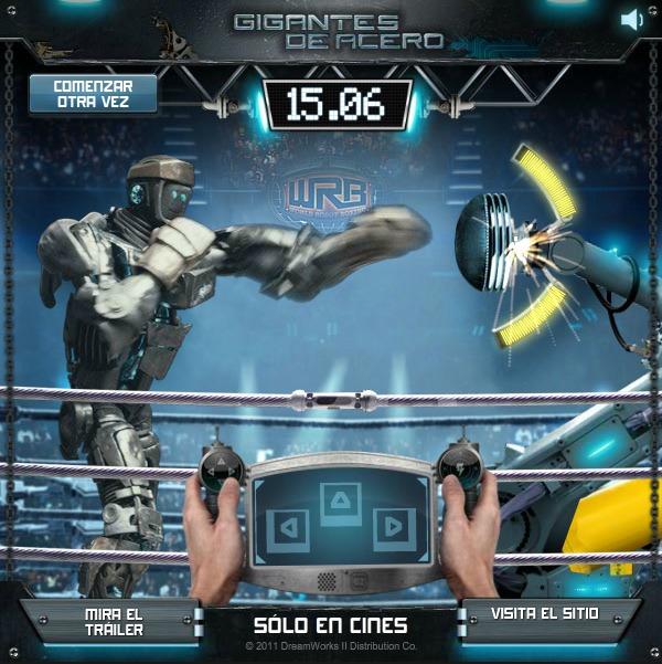 Real Steel Juego Online Gratuito