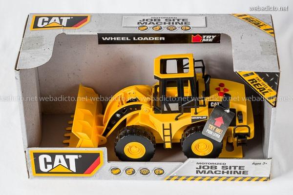review Caterpillar Construction Job Site Machines-9754
