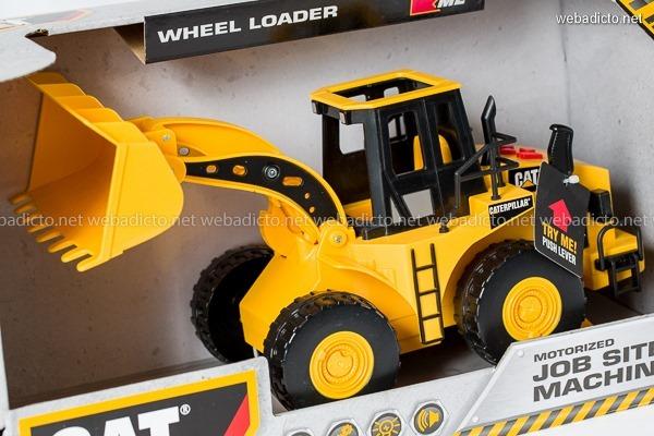 review Caterpillar Construction Job Site Machines-9758