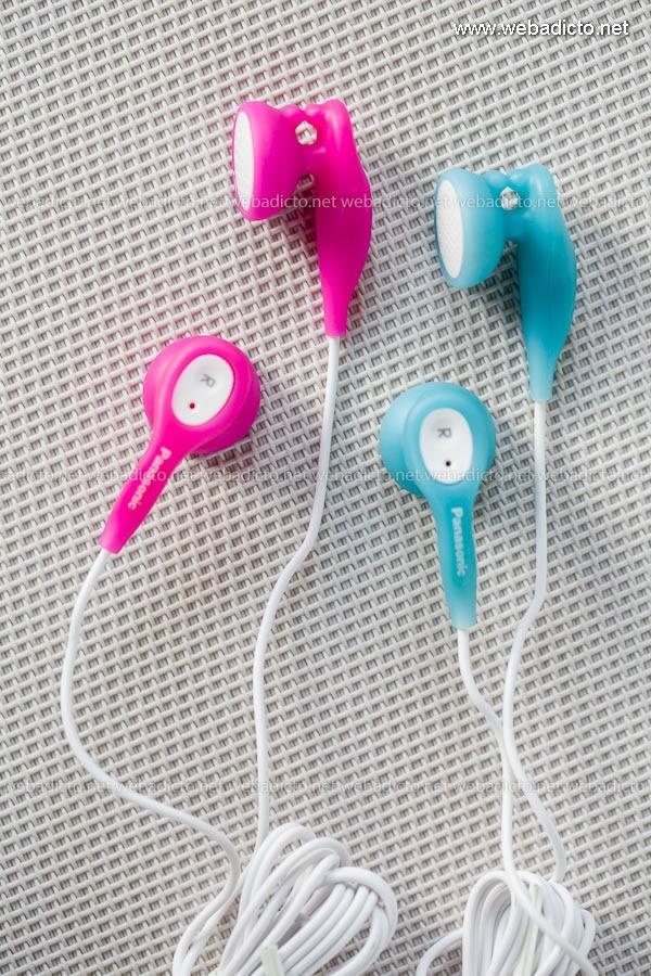 review audifono ear drops panasonic rp-hv21-9818