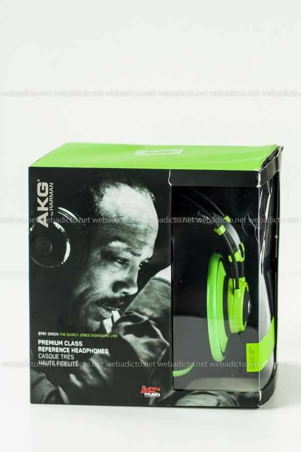 review audifonos akg q701-2450
