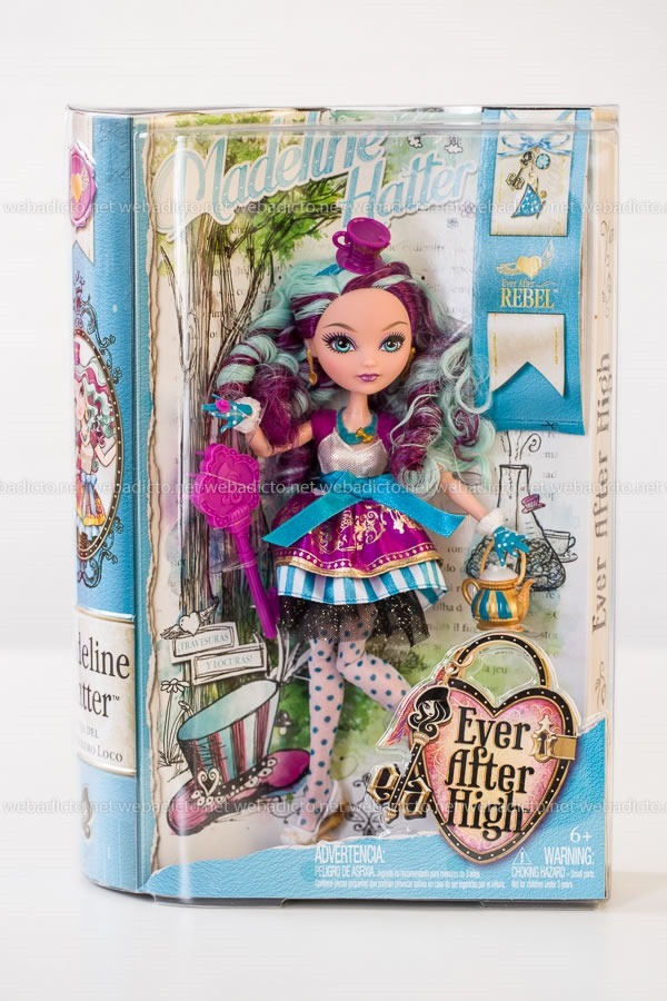 review doll ever after high-0192
