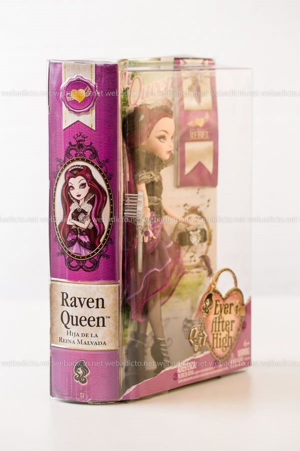 review doll ever after high-0202