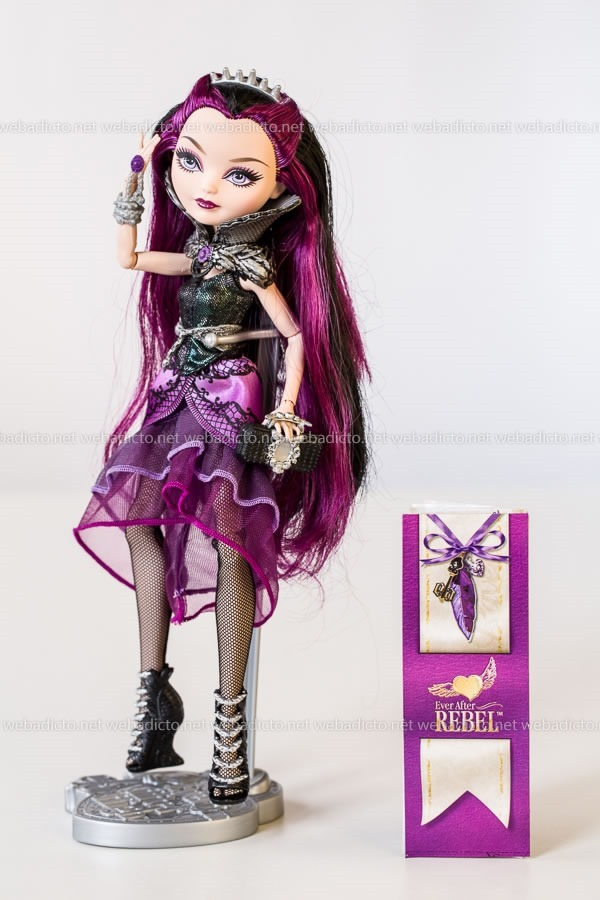 review doll ever after high-0238
