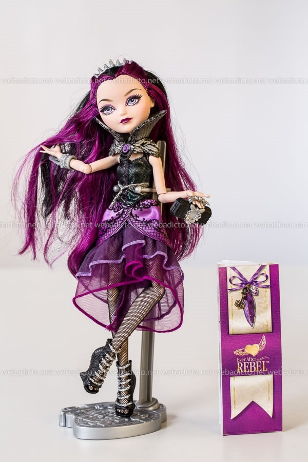 review doll ever after high-0240