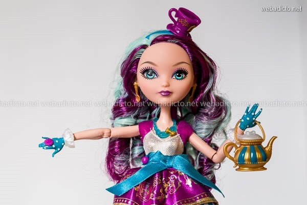 review doll ever after high-0384