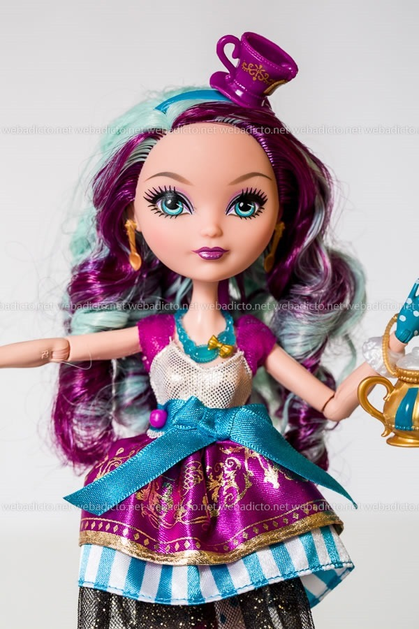 review doll ever after high-0386