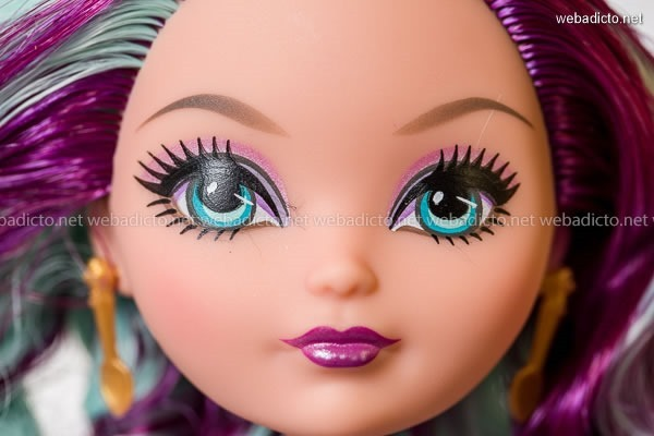 review doll ever after high-0401