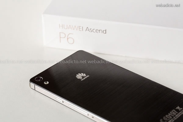 review huawei ascend p6-8862