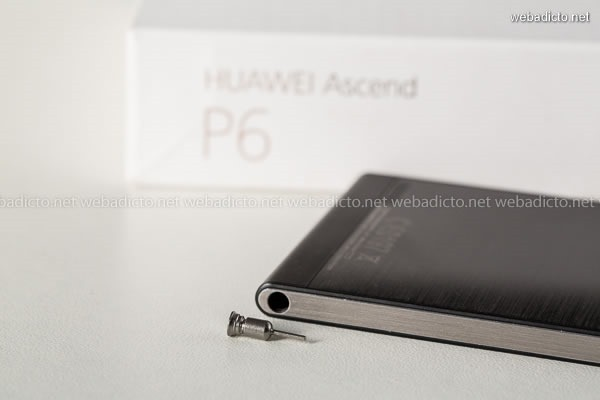 review huawei ascend p6-8867
