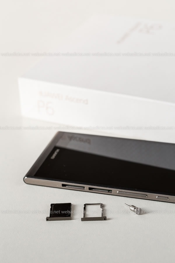 review huawei ascend p6-8873