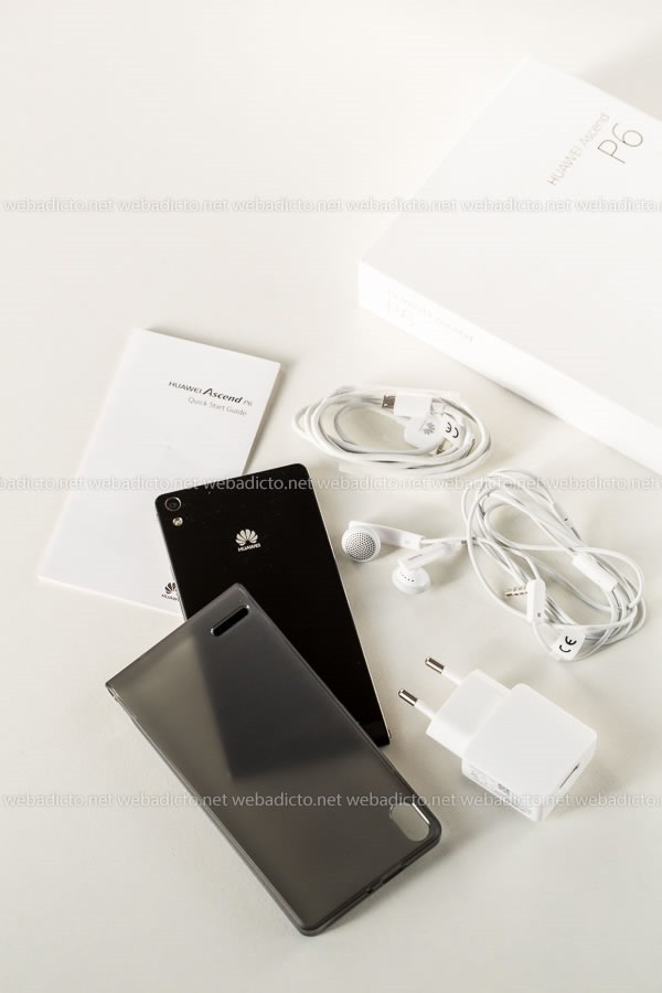 review huawei ascend p6-8889
