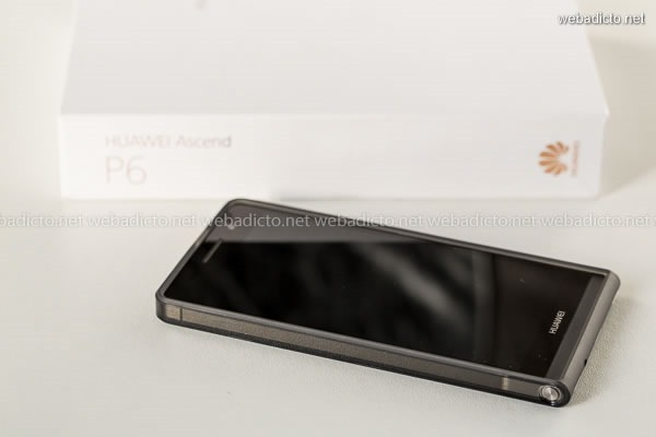 review huawei ascend p6-8891