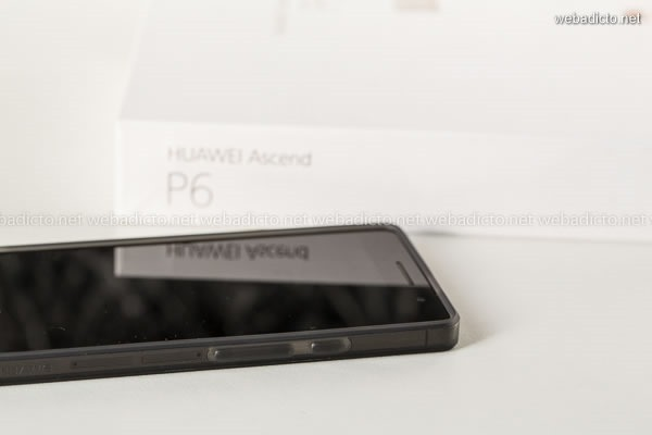 review huawei ascend p6-8895