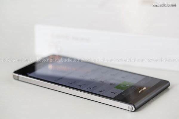 review huawei ascend p6-8909